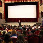 PROIEZIONE DEL FILM LEONARDO CINQUECENTO